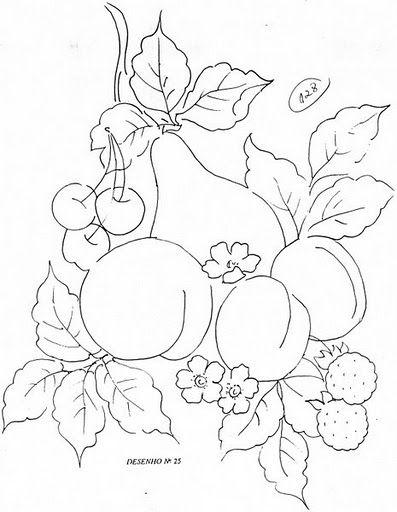 эскизы картинок для вышивания фрукты уточнил, что
