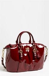 COACH 'New Madison - Juliette' Patent Leather Satchel