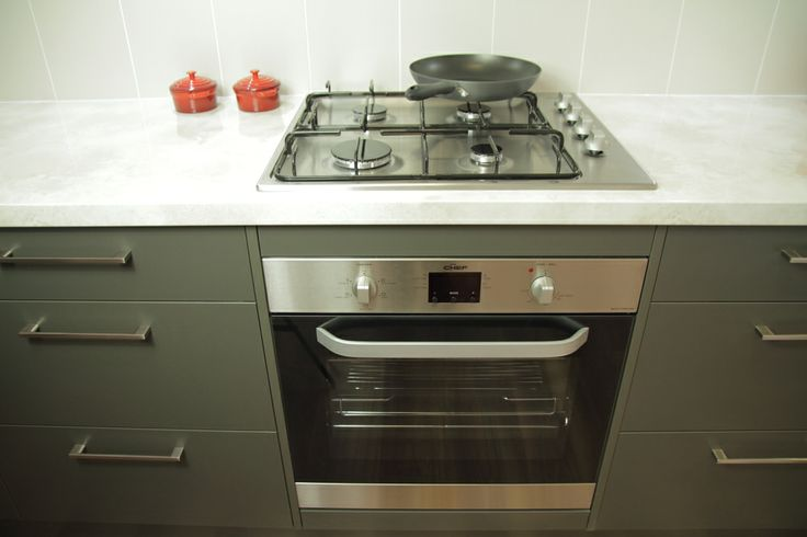 www.wallspan.com.au The Eco kitchen range is a conscientious choice for designers.
