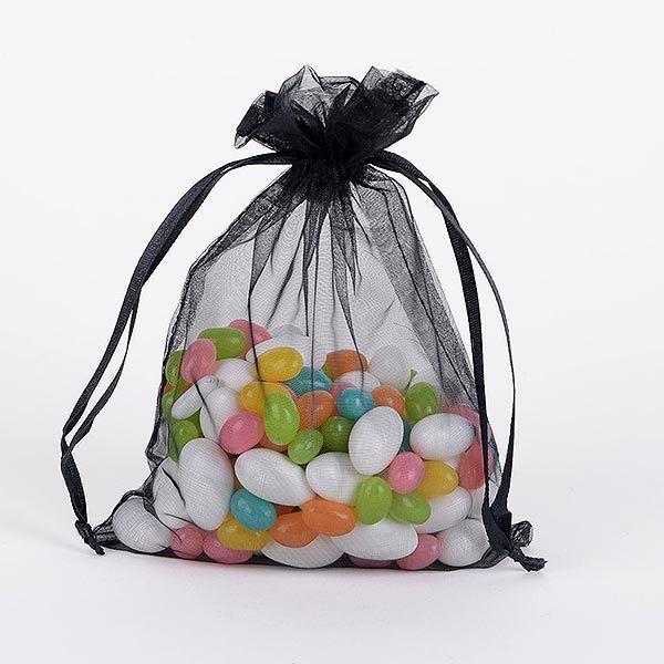Organza Bags Wholesale, Organza Favor Bags, Sheer Organza Bags  - http://cawraps.com/organza-bags