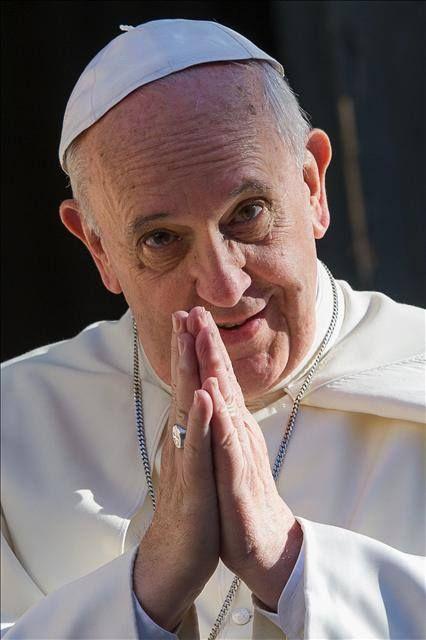 Pape-François - 1 People how inspirate me - Mensen die mij inspireren                                                                                                                                                                                 More