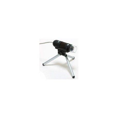 Microscopio digital USB hasta 200X reflecta