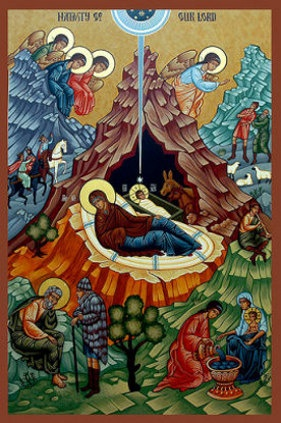 Why is #christmas celebrated on December 25th?