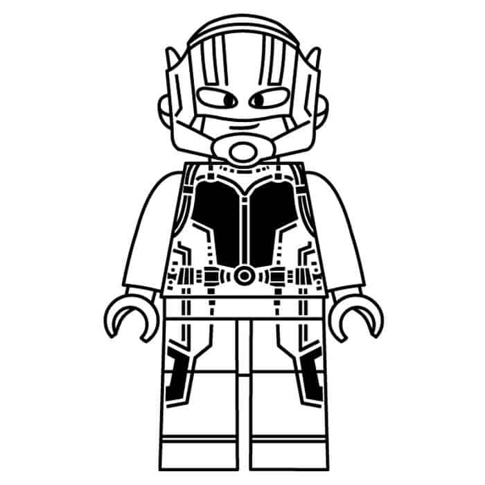 Lego Ant Man Coloring Pages In 2020 Avengers Coloring Pages Coloring Pages Inspirational Coloring Pages