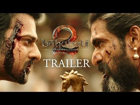 Baahubali 2: The Conclusion Launched (Official Trailer)