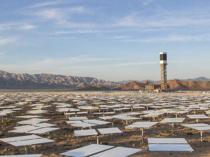 You Have Got To Take This Virtual Tour Of The Largest Solar Installation In The World