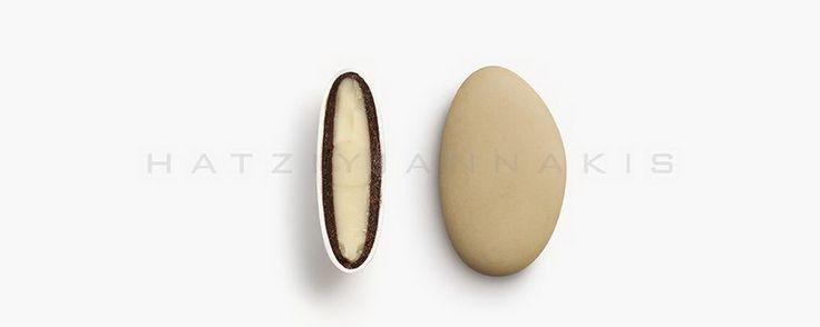 #Κουφέτα με διπλή επίστρωση σοκολάτας και καραμέλας! Απλά τέλεια! #Dragees caramel flavour