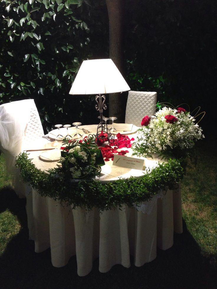 A bridal table by VIP WEDDING ARCHITECTS info@weddingarchitects.it #wedding #bridal #weddingplanner #vipweddingarchitects #marriage #bridaltable #matrimonio #tavolosposi #sicily #italianwedding #italianstyle