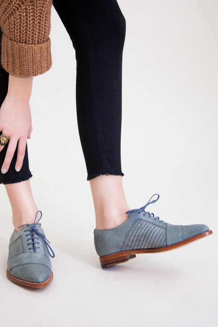 a7a720908c Ilvy in 2019 | Sustainable Shoes by ALINASCHUERFELD | Halbschuhe, Leder und  Schuhe