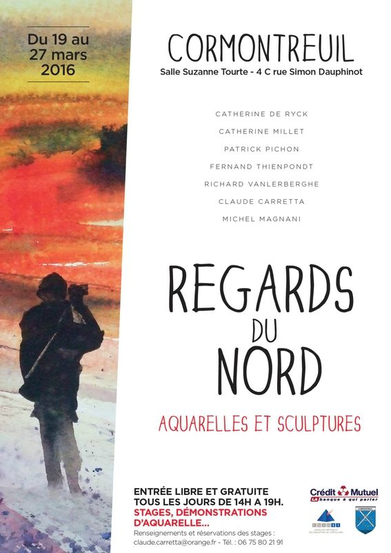 Regards du Nord, Cormontreuil (FRA) - Exposition / Exhibition
