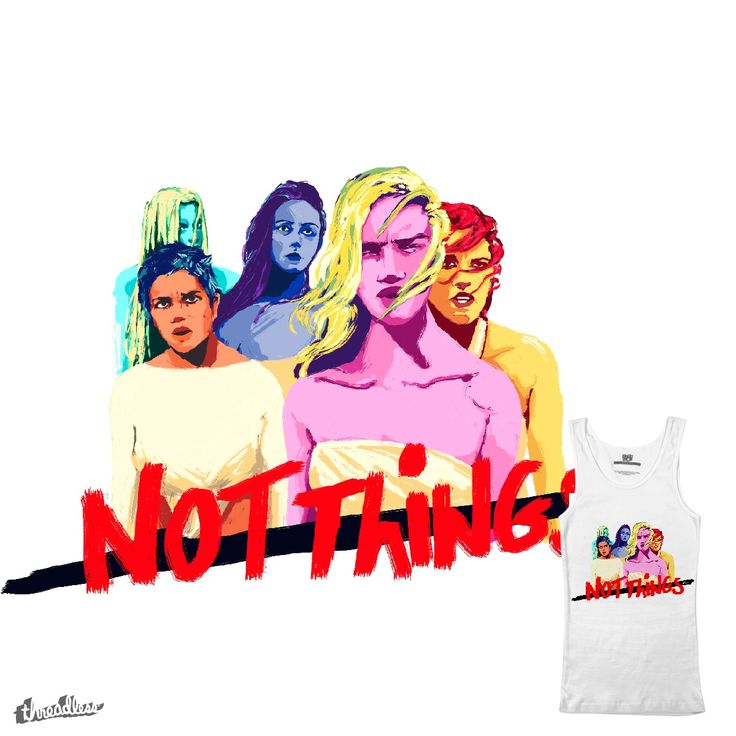 Not things on Threadless