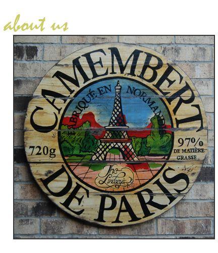 Darrellene Designs - cheese label art