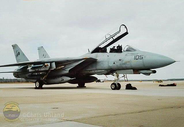 CORGI F-14 A Tomcat Jet USS Constellation Nose Art F14 Tom Cat Top Gun USAF