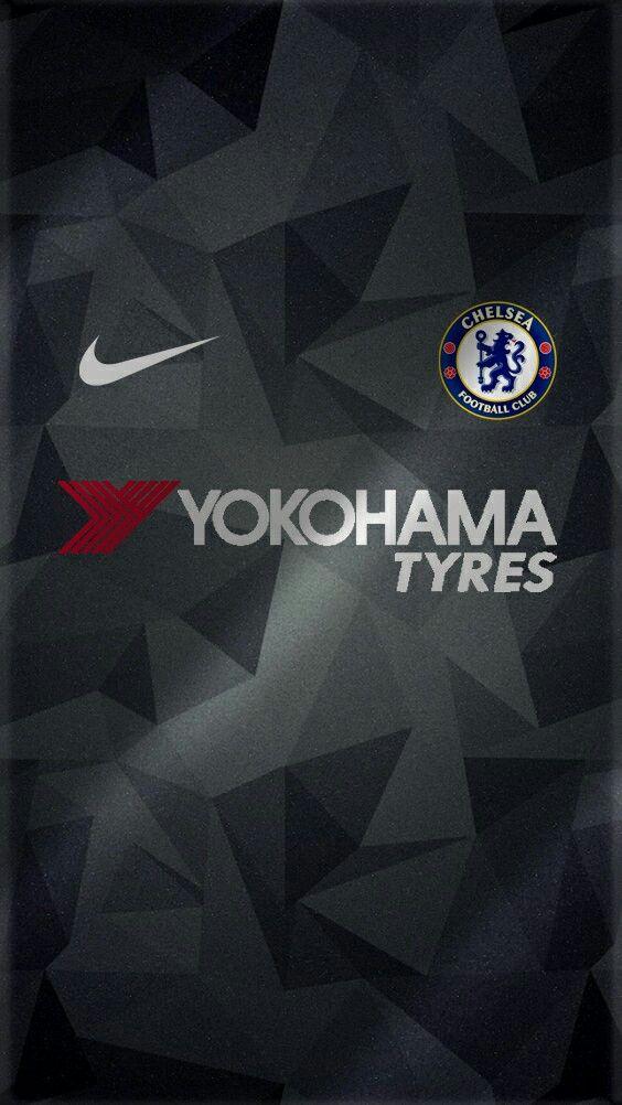 Chelsea FC third kit Nike 2017 2018 wallpaper background