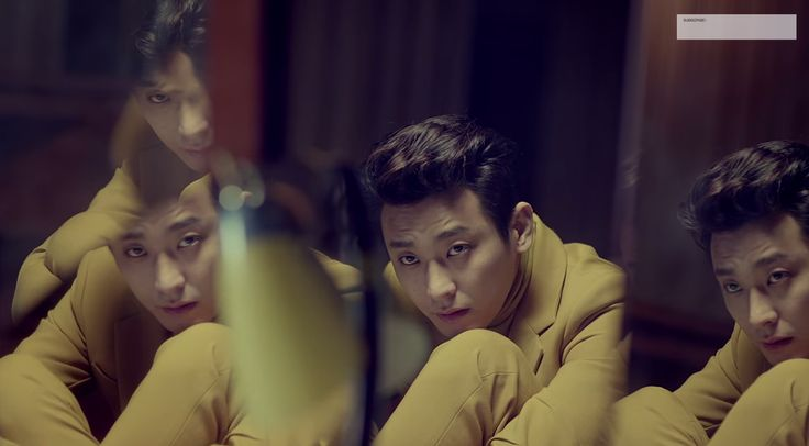 Just fabulous. Joo Ji Hoon | Gain's fxxk u MV