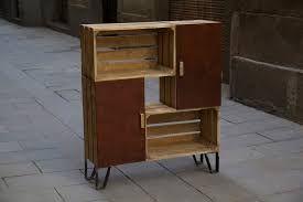 Resultado de imagen para mesas con reciclado de madera