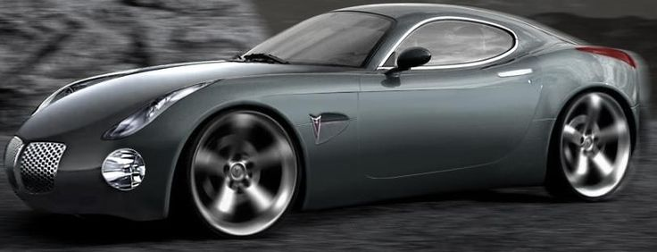 If Italians Had Designed the Coupe - Page 2 - Pontiac Solstice Forum