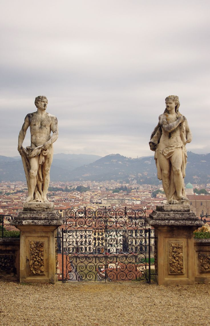 Bardini Gardens, Firenze, Tuscany