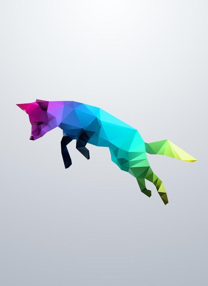 Glass Animal Series - Flying Fox by Three of the Possessed
