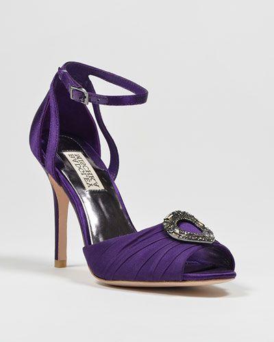 Deana Ankle Strap Peep-toe Pump