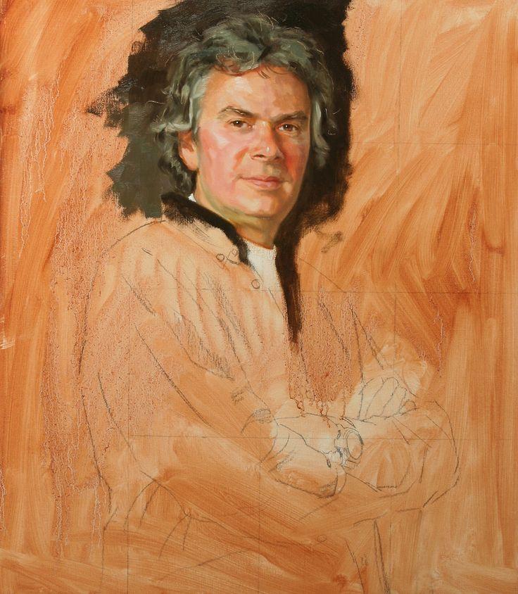 oil painting portrait techniques pdf