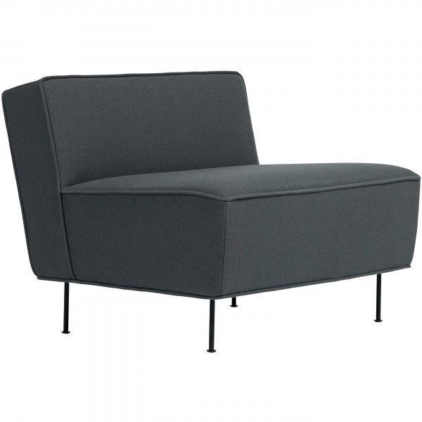 De Modern Line #fauteuil van #Gubi: #minimalistisch, #modern en #elegant tegelijk. De #stoel heeft een prachtige vrouwelijke uitstraling die wordt ondersteund door slanke benen. De stoel was al in 1994 ontworpen door Greta #Grosmann, maar Gubi heeft deze nu opnieuw uitgebracht. Een prachtig tijdloos exemplaar dus! #Flindersdesign #bank #wonen #woonkamer #design
