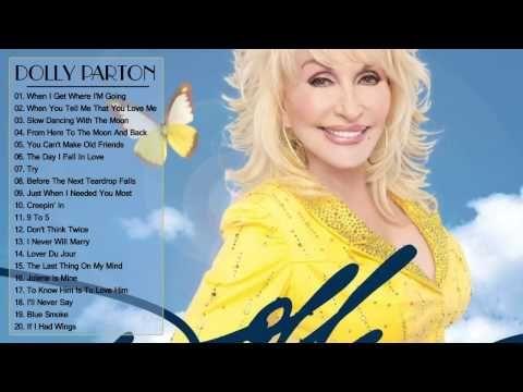 Dolly Parton Greatest Hits Dolly Parton Best Songs Full Album by Country Music - YouTube