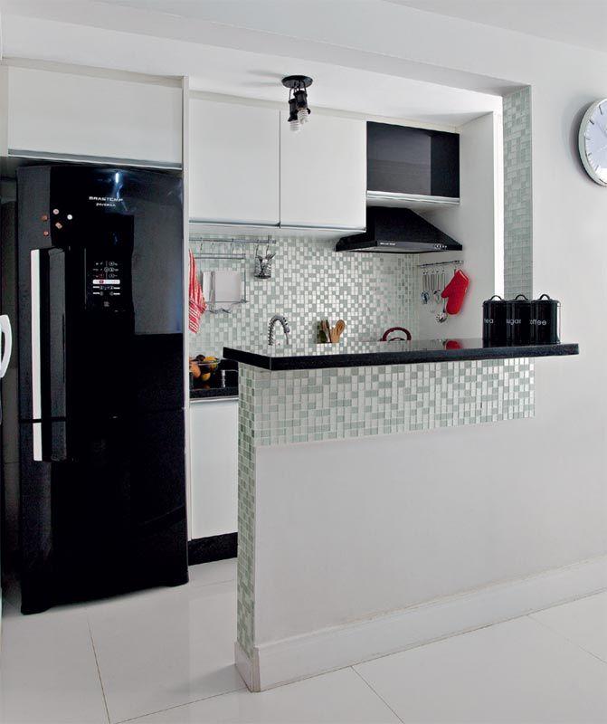 Armario De Geladeira Vivace : Melhores ideias de geladeira preta no
