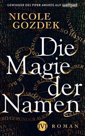 Leseratten Lesen: [Rezension]Die Magie der Namen