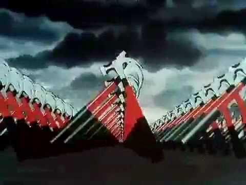 The Wall des Pink Floyd. Un des films préférés de Joe.