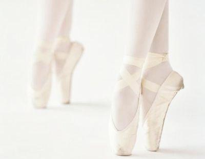 Ballet shoes ✿⊱╮