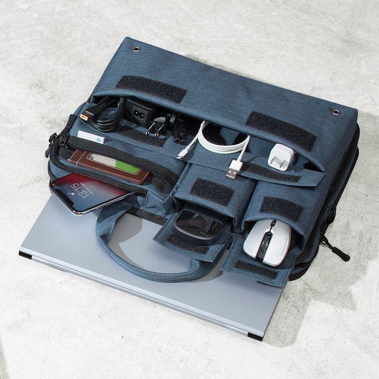 8ポケットでpcも小物もまとめて収納 品番 200 In053シリーズ Pcインナーケース パソコンケース 13 3インチ対応 小物ポケット付き バッグインバッグ バッグインバッグ 小物 ケース