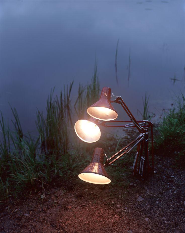 Rune Guneriussen - Basis for true immoral, 2012 - Personnellement, j'y vois une partie de pêche matinale