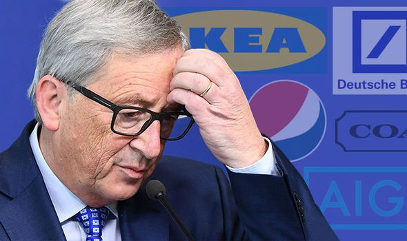 'Explain yourself' Jean-Claude Juncker under fire from own MEPs over special tax deals