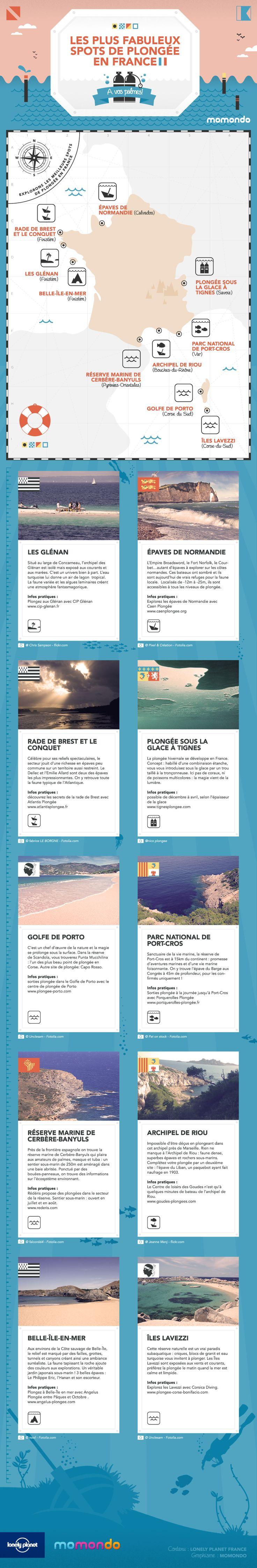 Où faire de la plongée en France: les 10 meilleurs endroits – momondo
