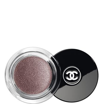 brighten & open eyes by putting this on the inner corner of your eyes.... Chanel's ILLUSION D'OMBRE LONG WEAR LUMINOUS EYESHADOW - ILLUSION D'OMBRE [in Vonvoitise-a light gold...Emerveille- a champagne pink]