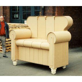 Riesensofa - Pappmöbel online und direkt bestellen - Ihr eShop für Möbel aus Pappe von Stange Design GmbH, Berlin