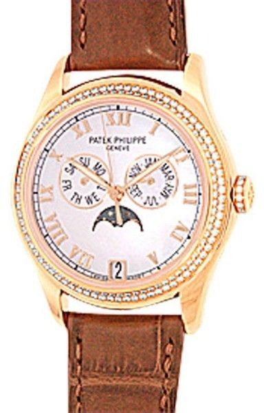 Patek Philippe Annual Calendar 4936-R 18K Rose Gold Womens Watch