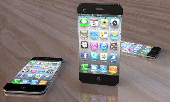 #iPhone5 (#NewiPhone) #ConceptPhoto