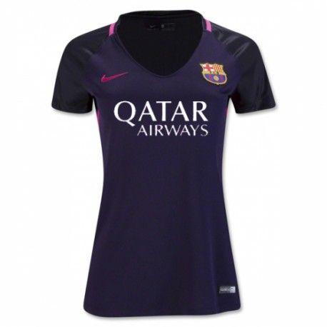 Camiseta del Barcelona para Mujer Away 2016 2017