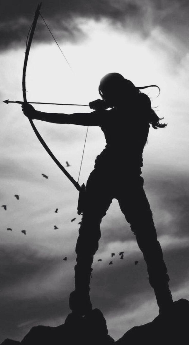 Archer girl | My Zodiac in 2019 | Lara Croft, Warrior ...