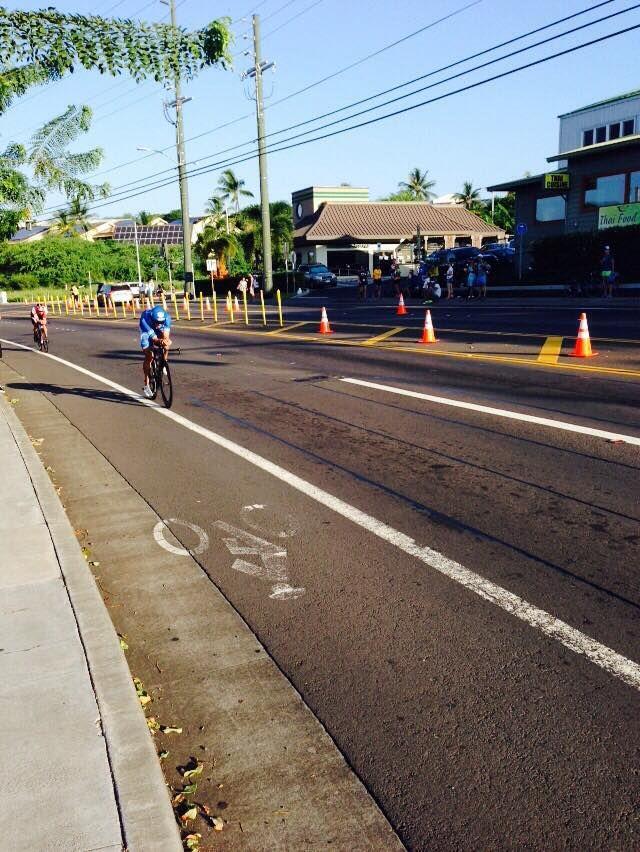 Andy Realert - Ironman Hawaii 2015 - Congrats to a great sportsman #ironman #2015 #kona #swimbikerun #triathlon