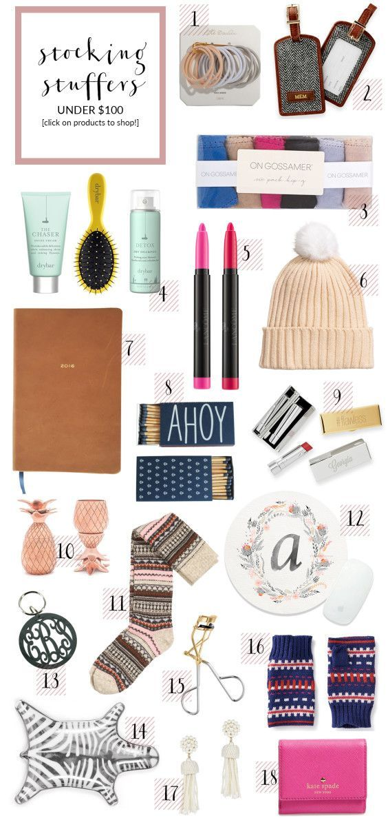 Holiday Gift Guide – Stocking Stuffers | Poor Little It Girl | Bloglovin'