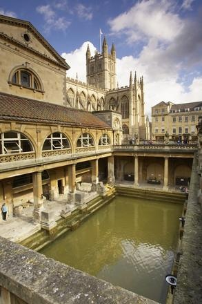 Bath, England -DIANA go back, I need some clotted cream!!!  We've searched everywhere, tried every piece of clotted cream within miles of here - NOTHING is the same as what they make in Bath!!!!  GO BACK!!!!!!!!