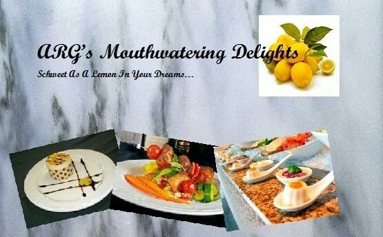For catering in the pretoria area visit this fb page. https://m.facebook.com/ArgsMouthwateringDelights