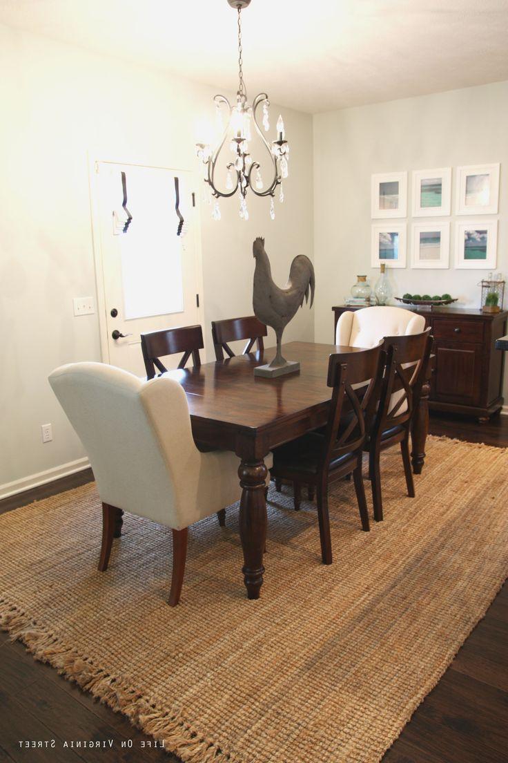 Best 25 Dining Room Furniture Ideas On Pinterest: Best 25+ Rug Under Dining Table Ideas On Pinterest
