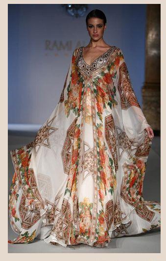 Rami Al Ali.Abaya, bisht, kaftan, caftan, jalabiya, Muslim Dress, glamourous middle eastern attire, takchita