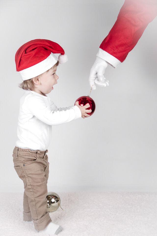 Weihnachten Fotoshooting