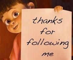 Thanks for the follows! Have a great day! ♥Be happy and enjoy pinning! My boards have no restrictions :) ♥