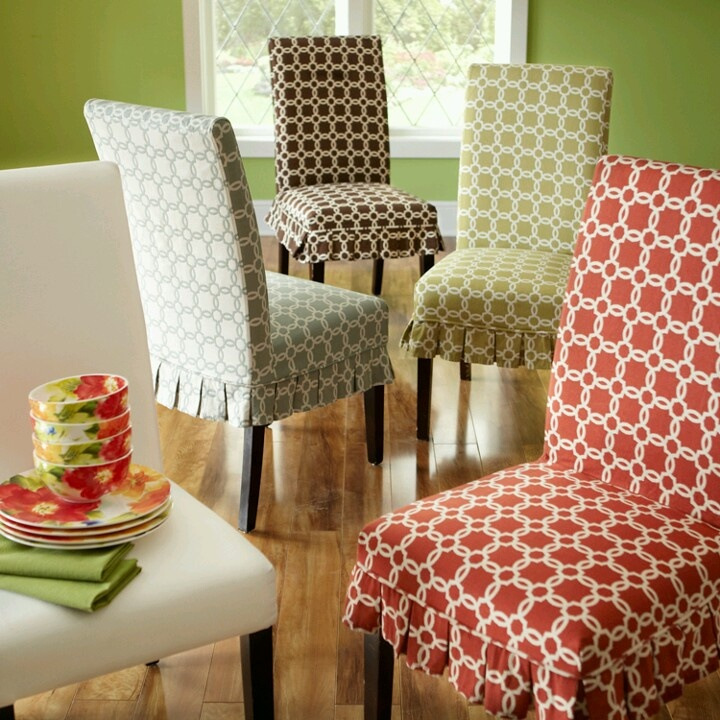 room ruffled dining room seat covers google search french country
